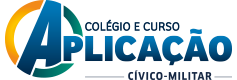 Site institucional Colégio Aplicação unidade Vila Militar